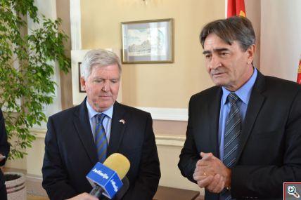 Ambasador SAD  posetio Kruševac