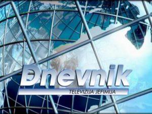 Dnevnik televizije Jefimija