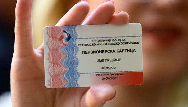 PENZIONERSKE KARTICE
