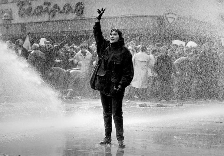 SEĆANJE NA DEVETOMARTOVSKE DEMONSTRACIJE 1991. GODINE