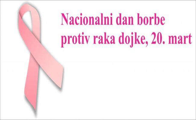 U Srbiji se danas obeležava Nacionalni dan borbe protiv karcinoma dojke
