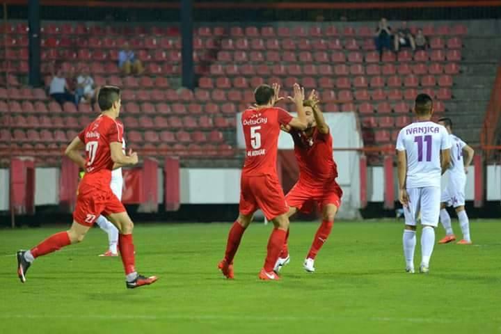 FK NAPREDAK – FK MLADOST