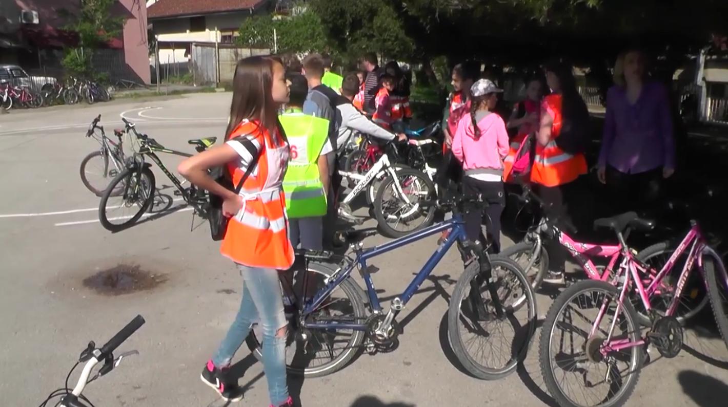 """REZULTATI TAKMIČENJA """"ŠTA ZNAŠ O SAOBRAĆAJU"""" /VIDEO"""