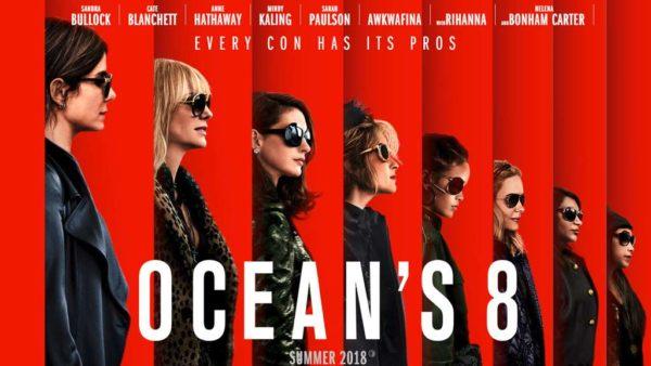 """""""OCEAN'S 8"""" U BIOSKOPU """"KRUŠEVAC"""""""
