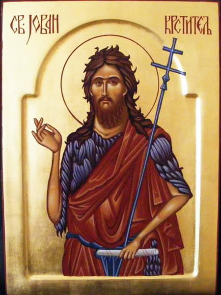 DANAS JE IVANJDAN – DAN POSVEĆEN SVETOM JOVANU KRSTITELJU