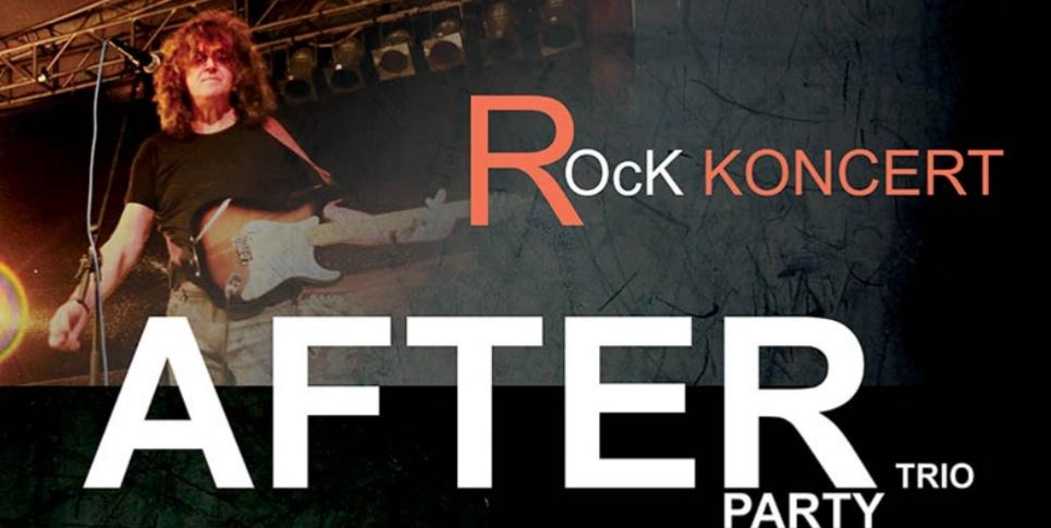 ROCK KONCERT GRUPE AFTER PARTY TRIO U KRUŠEVCU