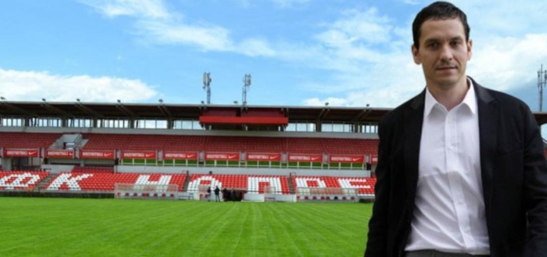 SAOPŠTENJE PREDSEDNIKA FK NAPREDAK MARKA MIŠKOVIĆA