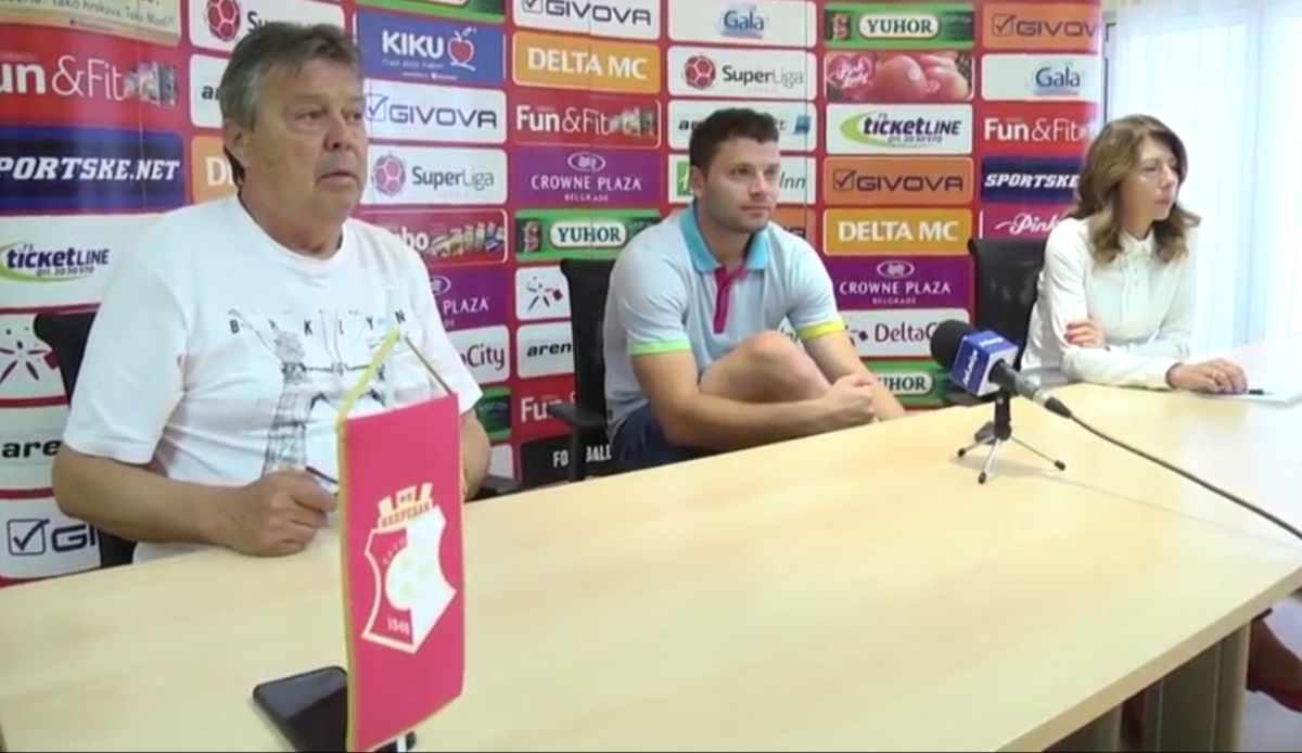 """FK NAPREDAK: """"DOBRO SMO ISKORISTILI PAUZU"""""""