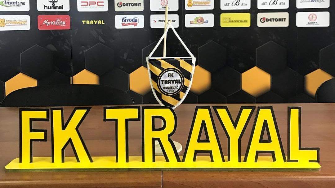 FK TRAYAL U SREDU PROTIV FK GRAFIČAR /video