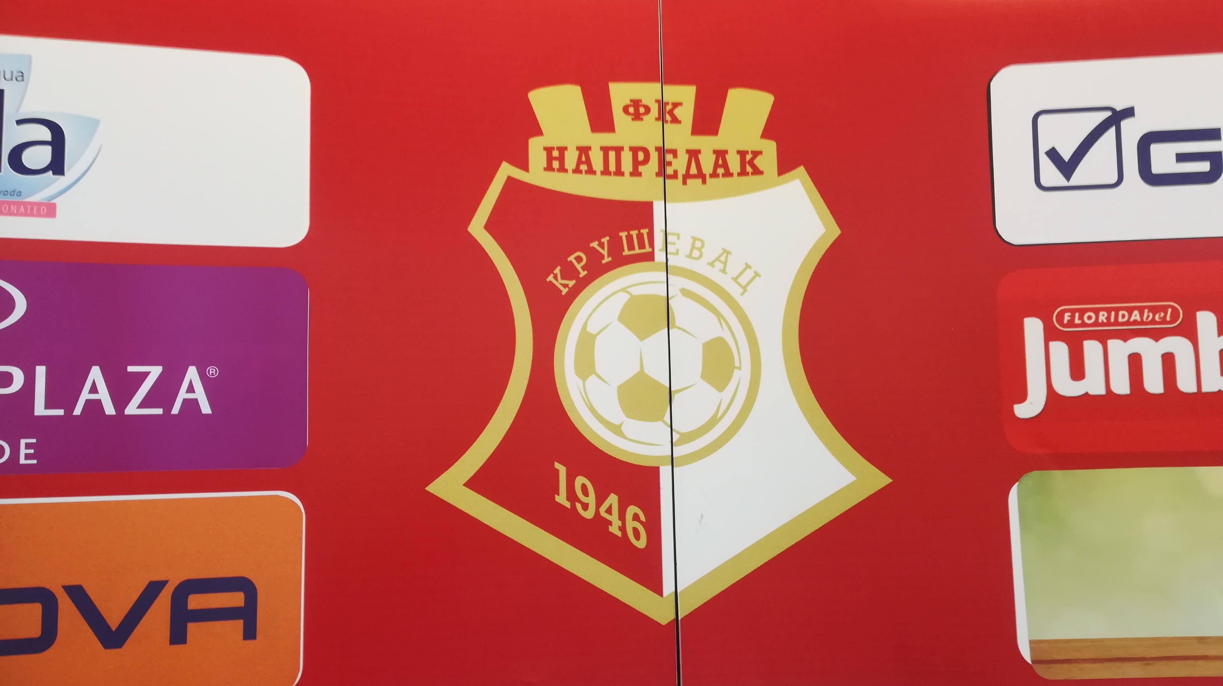 FK NAPREDAK – FK CRVENA ZVEZDA, SVI NA STADION