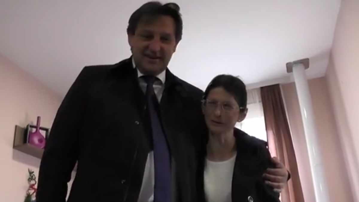 URUČENI KLJUČEVI NOVE KUĆE U JABLANICI /video