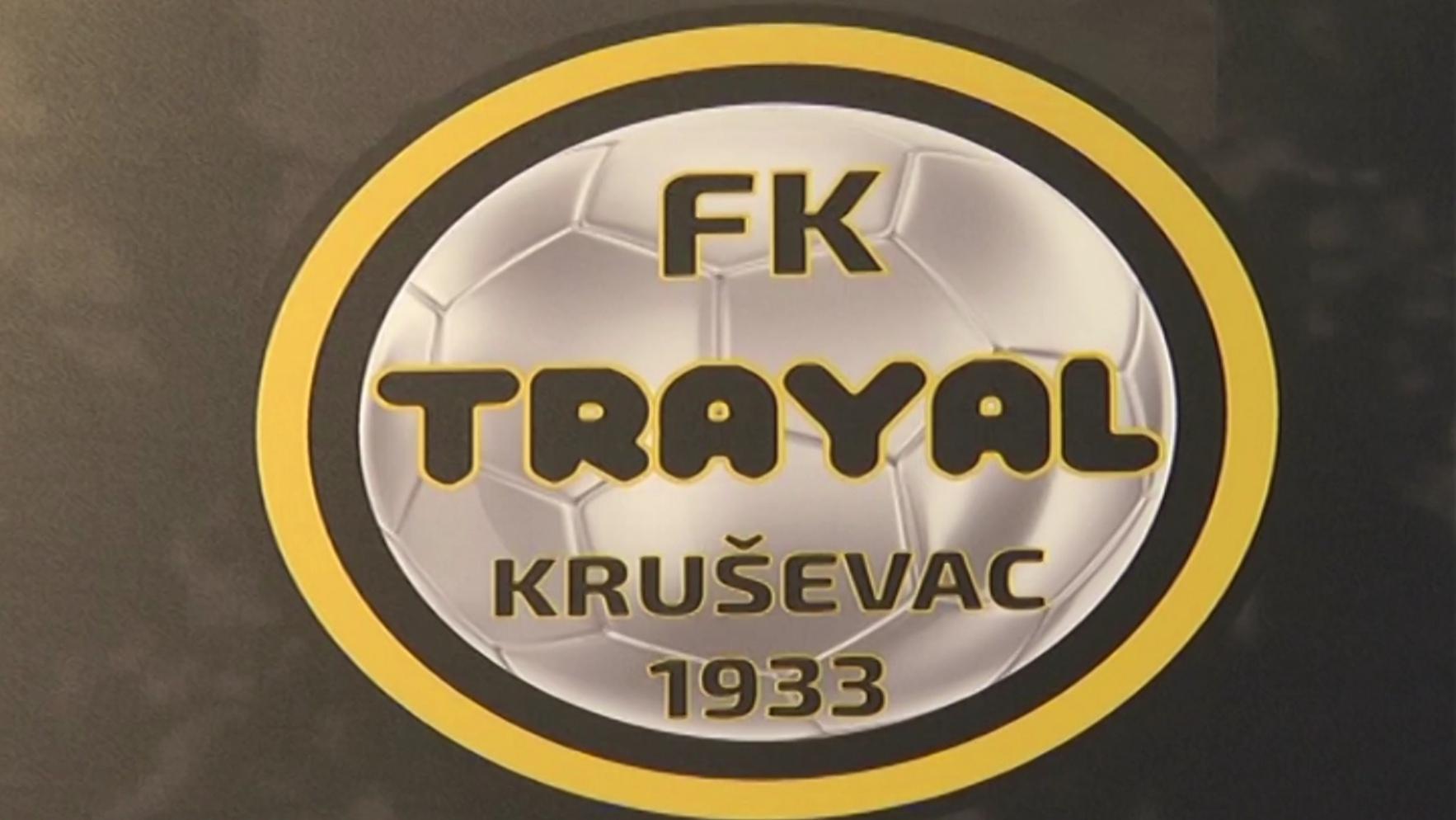 FK TRAYAL U PONEDELJAK DOČEKUJE FK TELEOPTIK