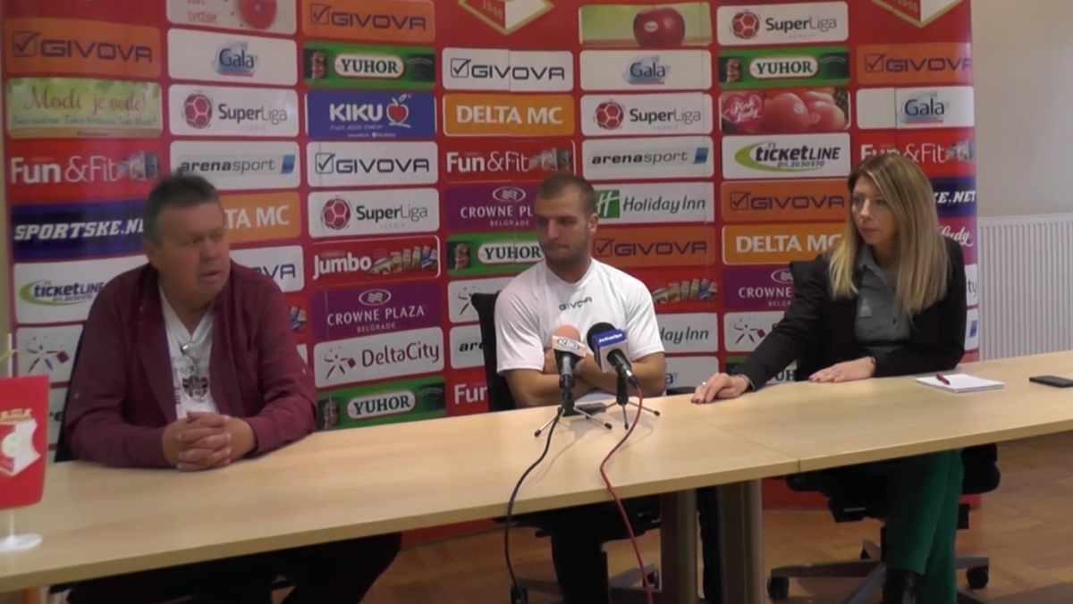 1/8 FINALA KUP-a SRBIJE: FK BORAC – FK NAPREDAK /video