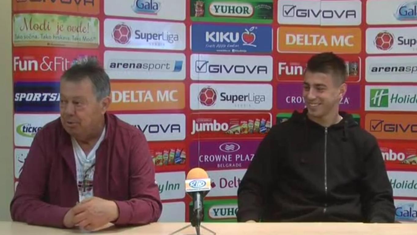 FK NAPREDAK SPREMNO U SUBOTU DOČEKUJE FK RADNIK