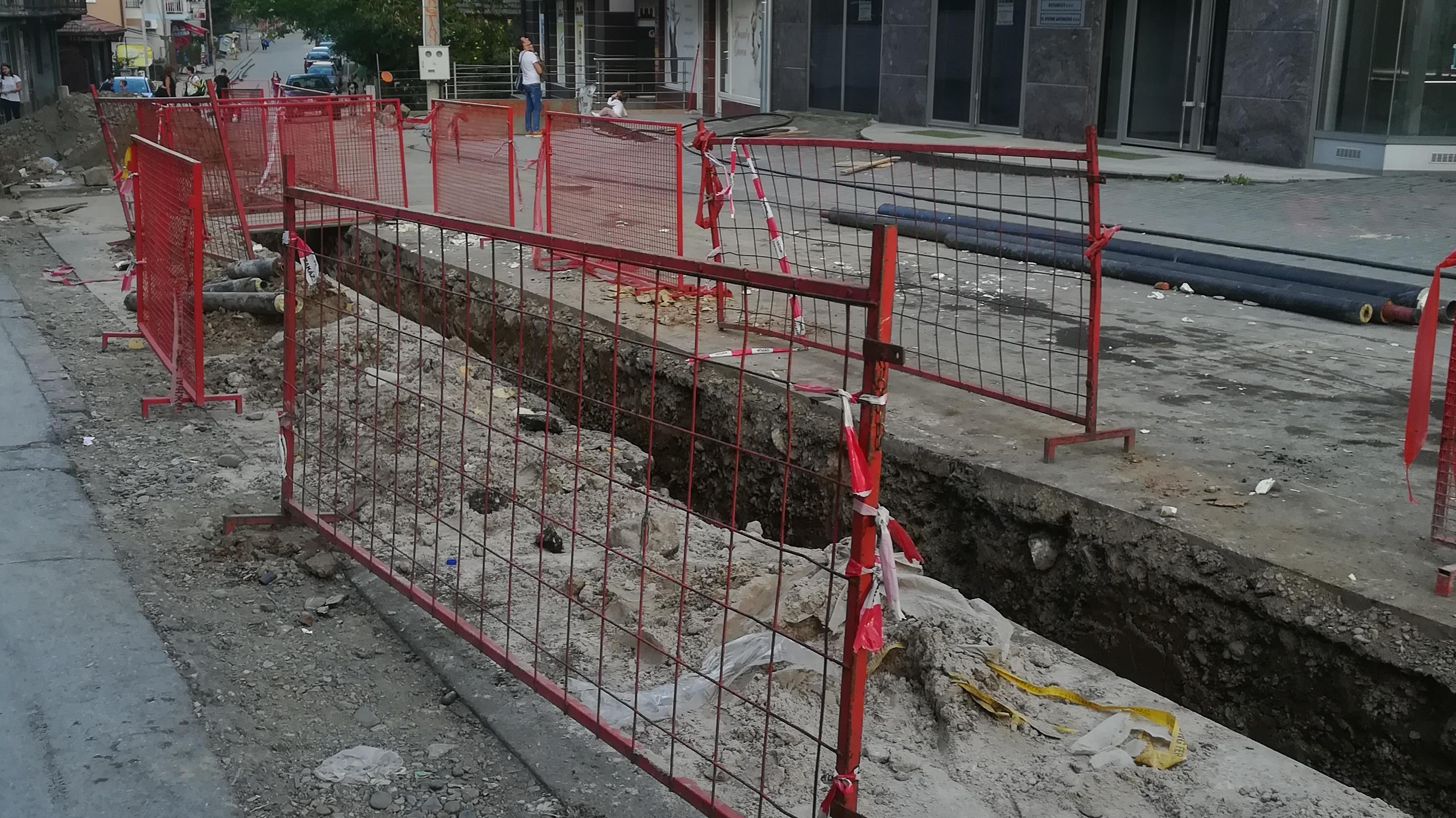 "JKP ""VODOVOD"": SANIRAN KVAR U NOVOM NASELJU"