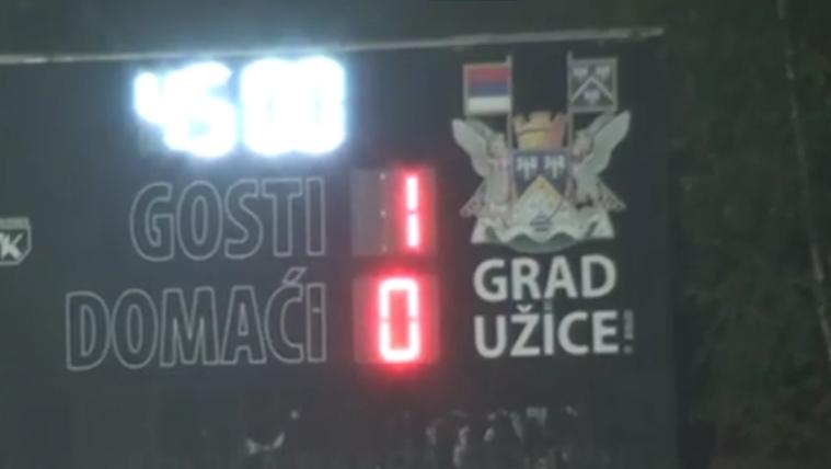 FK TRAYAL POBEDIO FK SLOBODU U UŽICU