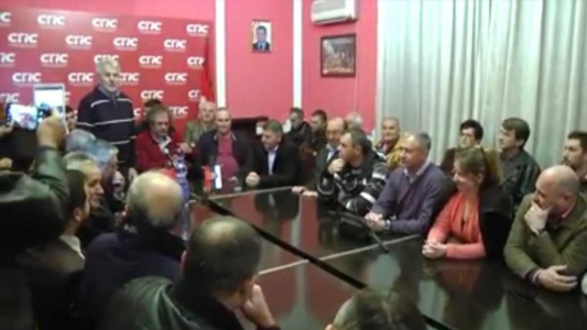 """""""ŠTA ZNAČI BITI SOCIJALISTA U 21. VEKU?"""" /video"""