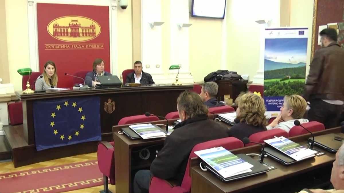 PODRŠKA RASELJENIMA ZA POVRATAK NA KOSOVO /video