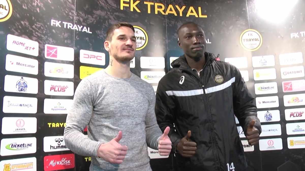 NOVA POJAČANJA U FK TRAYAL KRUŠEVAC /video