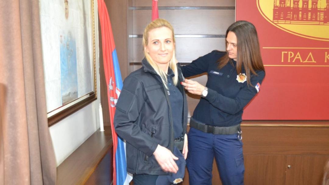 NOVE UNIFORME KOMUNALNOJ POLICIJI