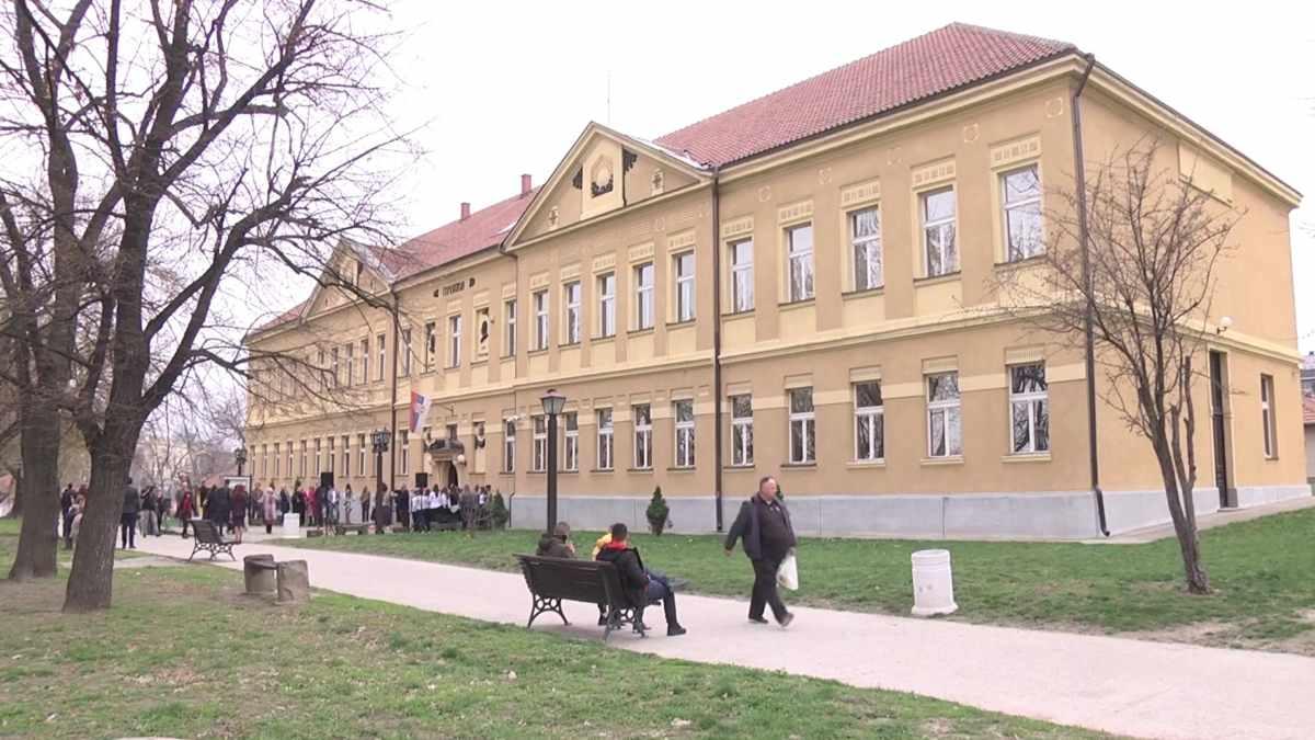 NOVA STALNA POSTAVKA KRUŠEVAČKOG NARODNOG MUZEJA /video