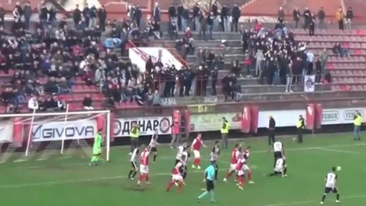 FK NAPREDAK – FK PARTIZAN, NAJAVA UTAKMICE /video
