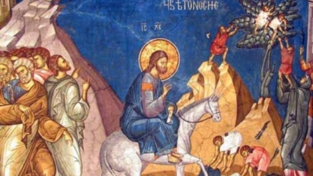 CVETI – DAN KADA JE ISUS UŠAO U JERUSALIM