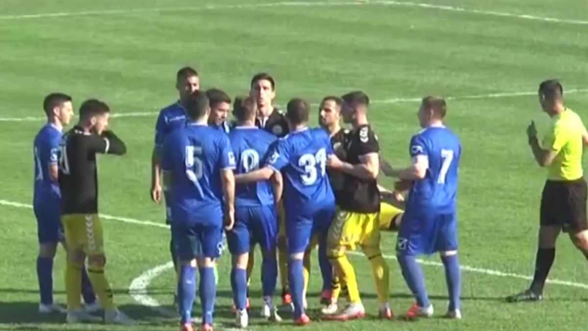 DRUGA UTAKMICA FK TRAYALA U PLAY OUT FAZI /video