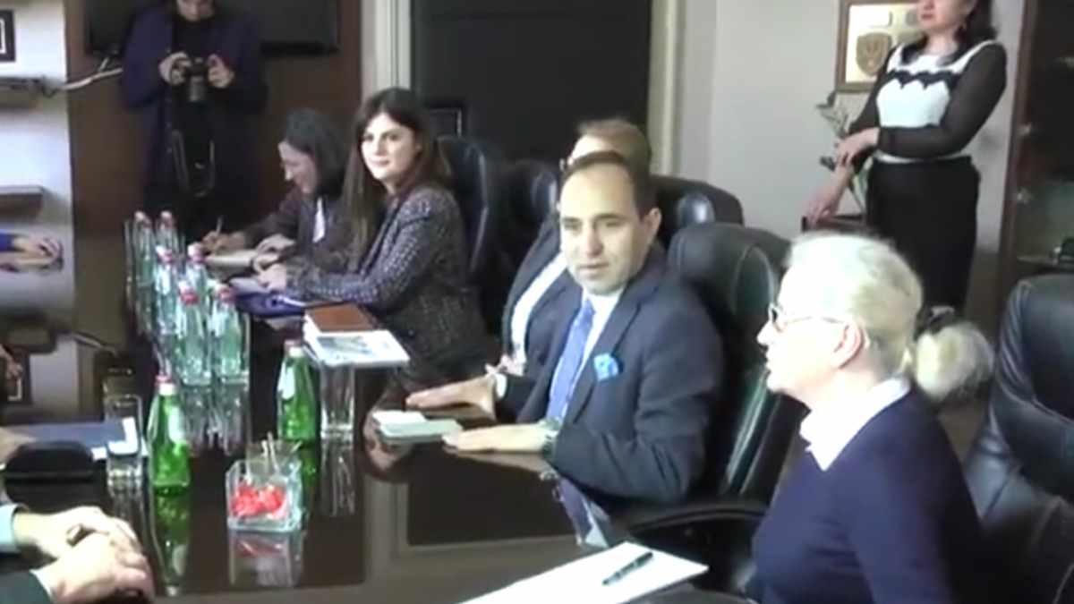 AMBASADOR TURSKE JE POSETIO KRUŠEVAC /video