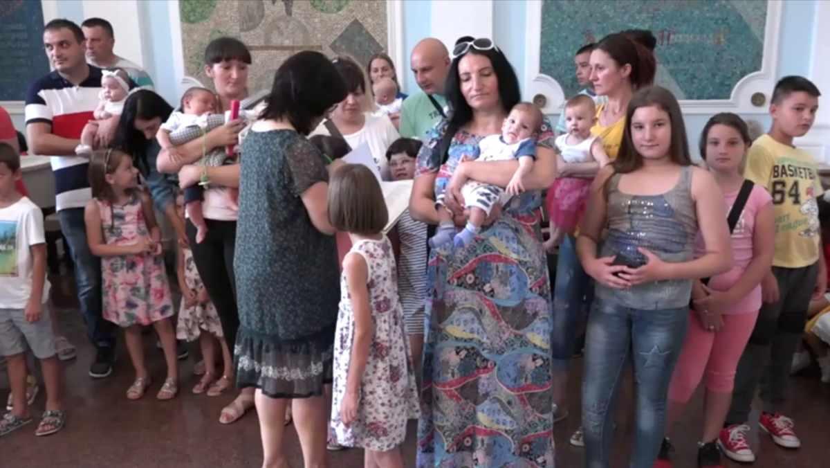 "VIDOVDANSKA AKCIJA ""TREĆE DETE"" /video"