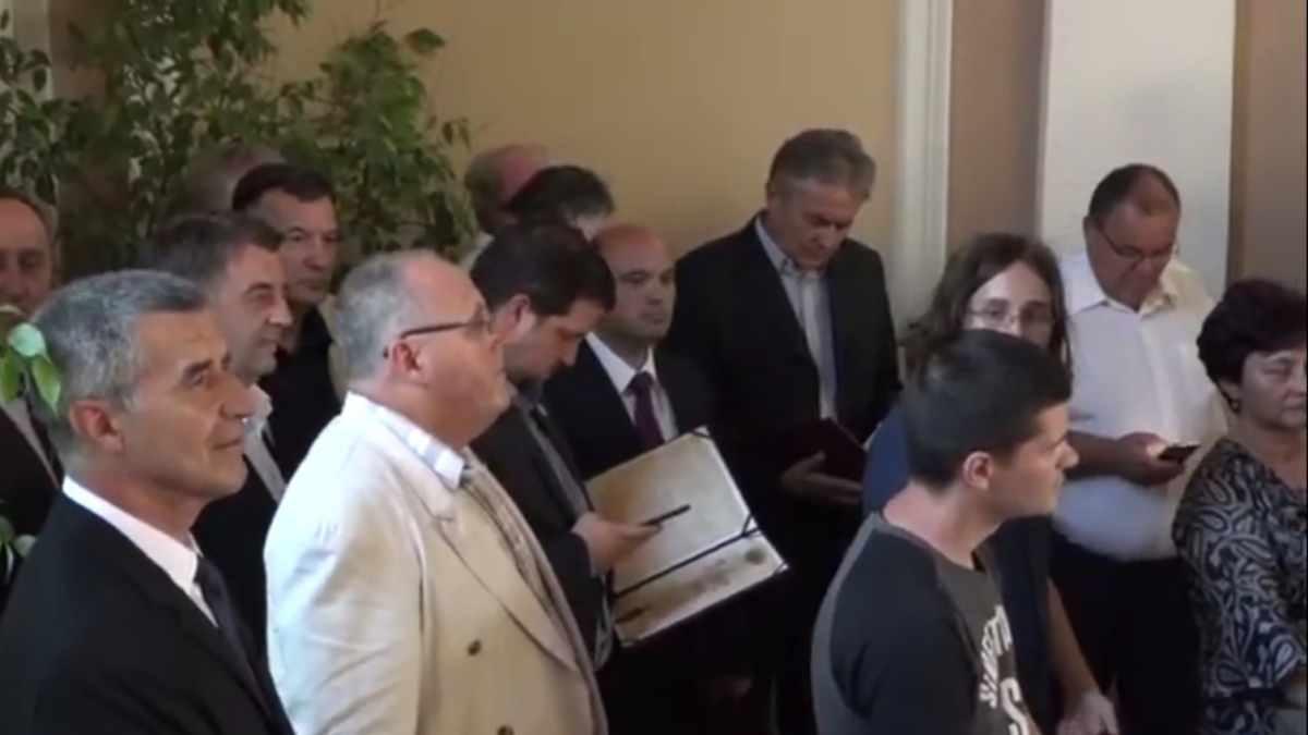 DODELJENA NAJVEČA PRIZNANJA GRADA /video