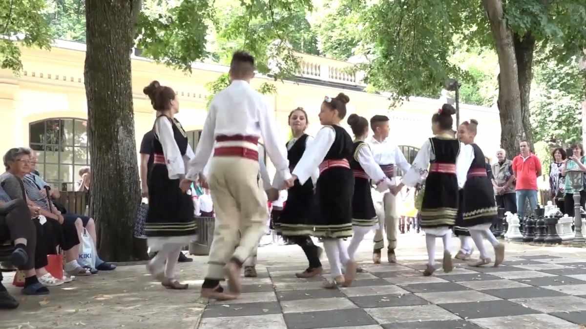ETNO FESTIVAL U RIBARSKOJ BANJI /video