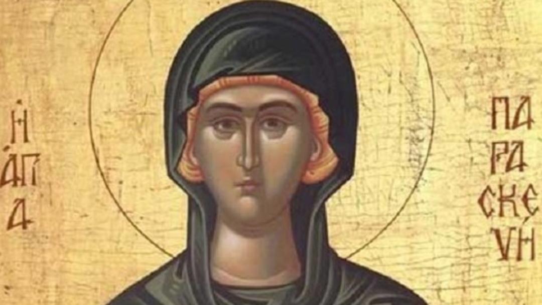 OGNJENA MARIJA, SESTRA SVETOG ILIJE