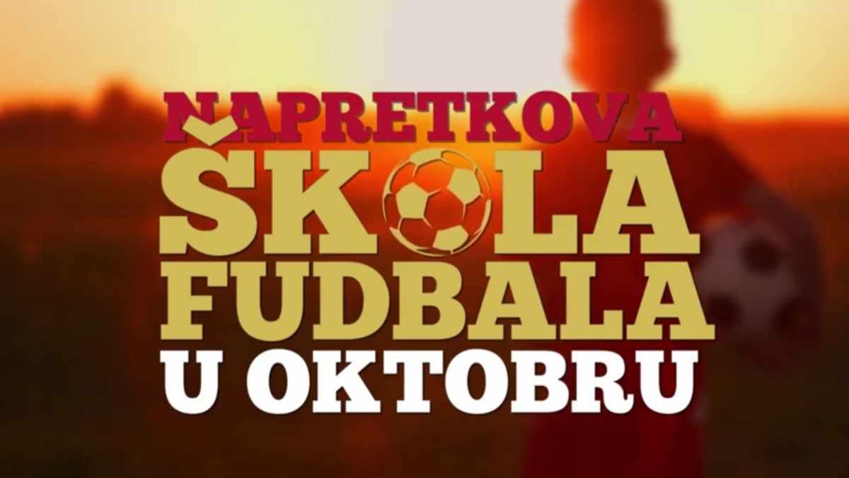 STARTUJE ŠKOLA FUDBALA FK NAPREDAK /video