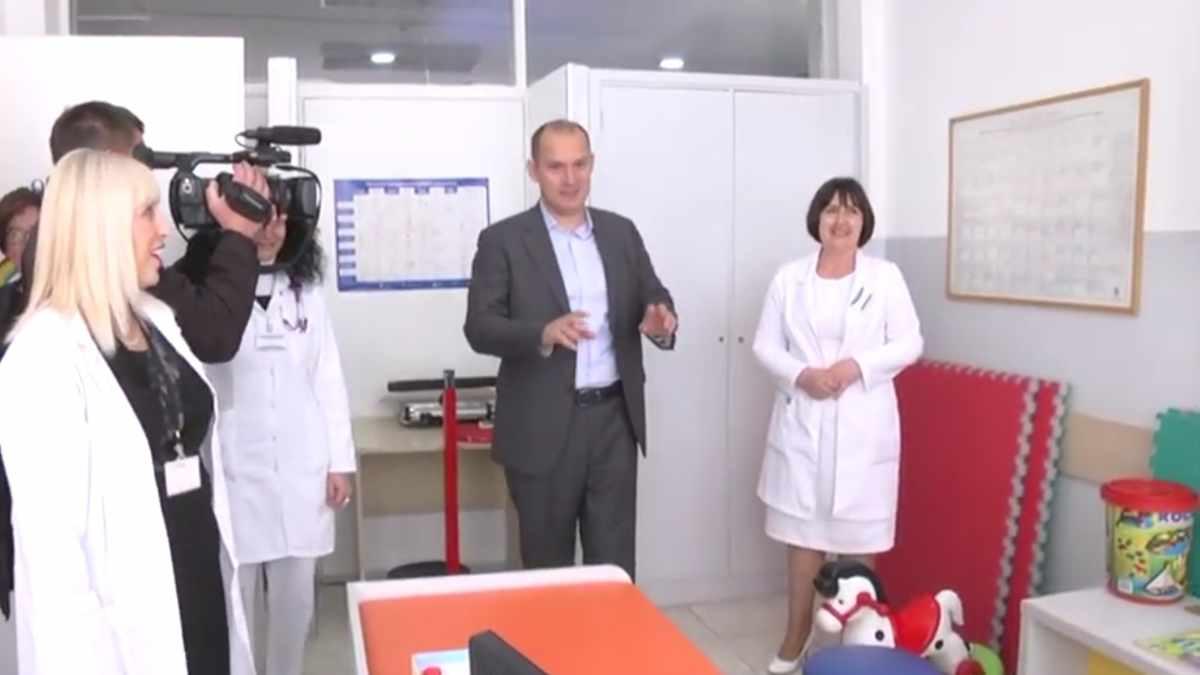 DONACIJA OPŠTOJ BOLNICI I DOMU ZDRAVLJA /video