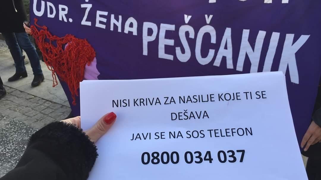 SOS TELEFON ZA ŽRTVE NASILJA – 0800 034 037