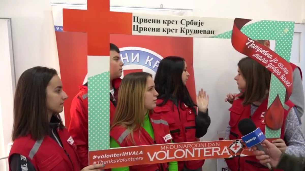 OBELEŽEN MEĐUNARODNI DAN VOLONTERA /video