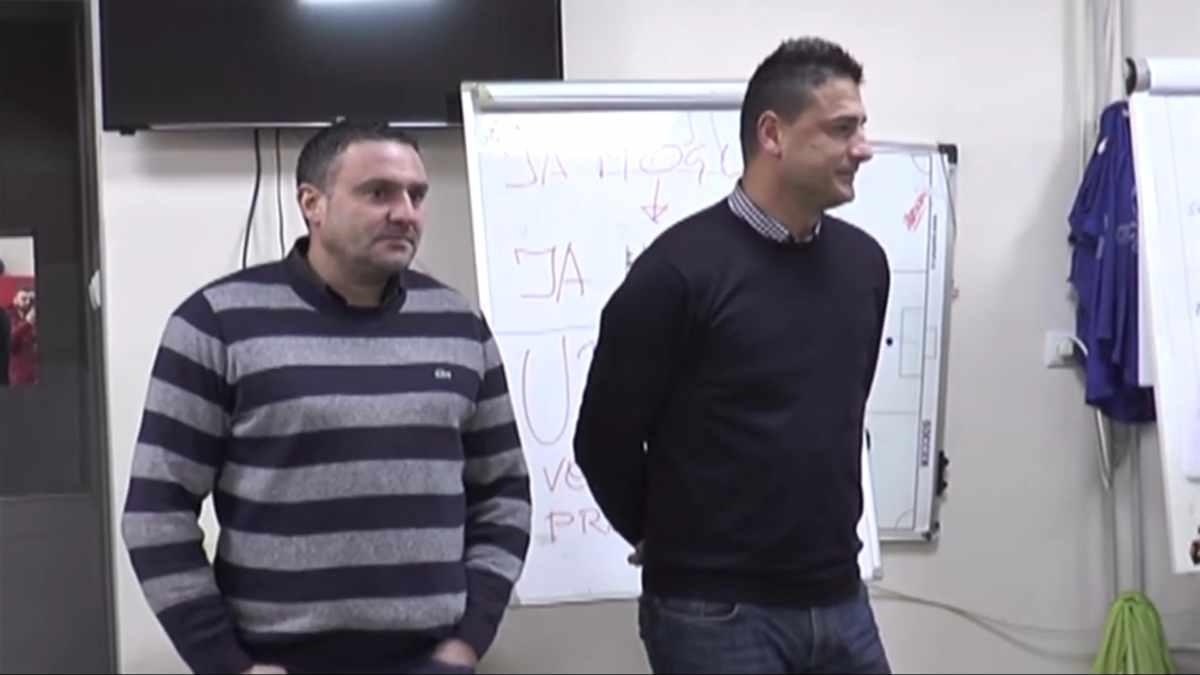 FK NAPREDAK DOBIO NOV STUČNI ŠTAB /video