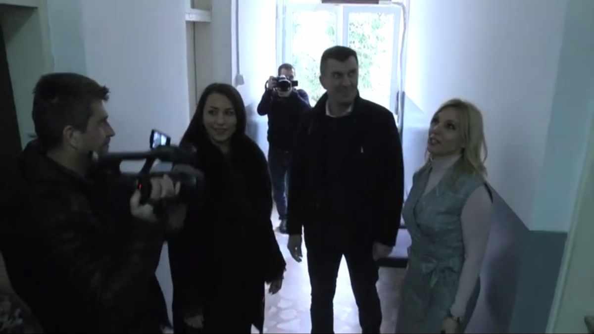 MINISTAR ĐORĐEVIĆ POSETIO KRUŠEVAC /video
