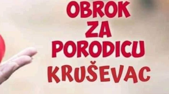 """""""OBROK ZA PORODICU"""" I U KRUŠEVCU /video"""