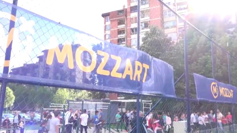 """KRUŠEVAC DOBIO ČETVRTI """"MOZZART"""" TEREN /video"""