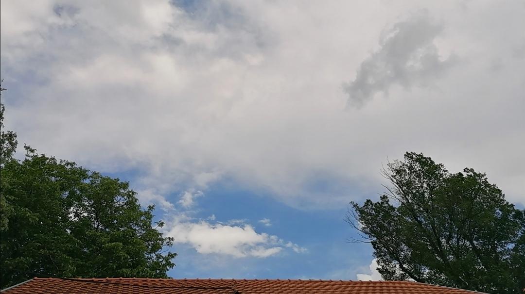 METEOS: U UTORAK PAD TEMPERATURE, OKO 21°C