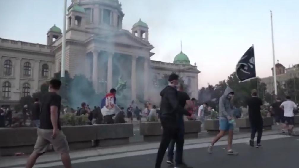 U VIŠE GRADOVA SRBIJE ODRŽANI PROTESTI
