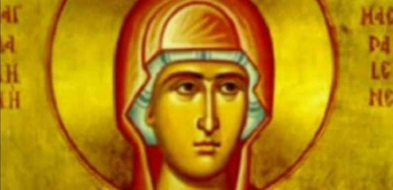 OGNJENA MARIJA, SESTRA SVETOG ILIJE I SVETOG PANTELEJMONA