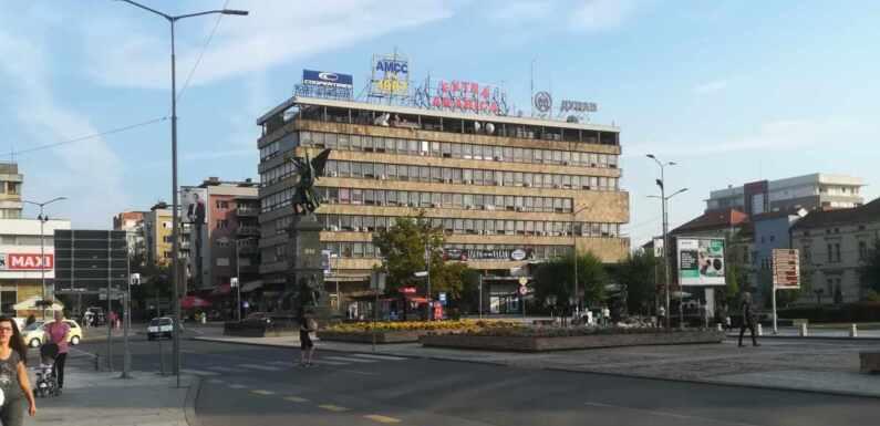 REKONSTRUKCIJA TRGA KOSOVSKIH JUNAKA POČINJE U PONEDELJAK
