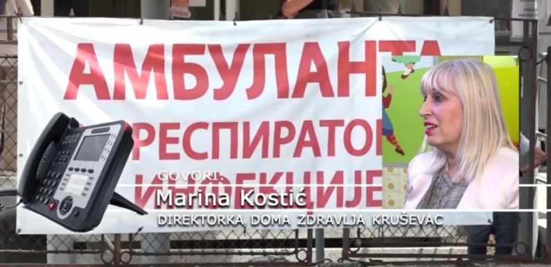 """DR KOSTIĆ: """"OPREZ I DALJE MORA DA POSTOJI"""""""