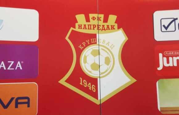 FK NAPREDAK 0 : 1 FK VOJVODINA