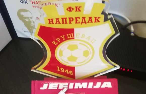 6. KOLO SUPERLIGE: FK RAD – FK NAPREDAK