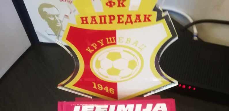 FK JAVOR 3 : 0 FK NAPREDAK