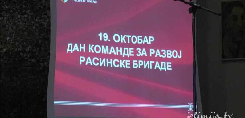 """RNJAKOVIĆ: """"TENKOVI SA KOŠARA USKORO U KRUŠEVCU"""""""